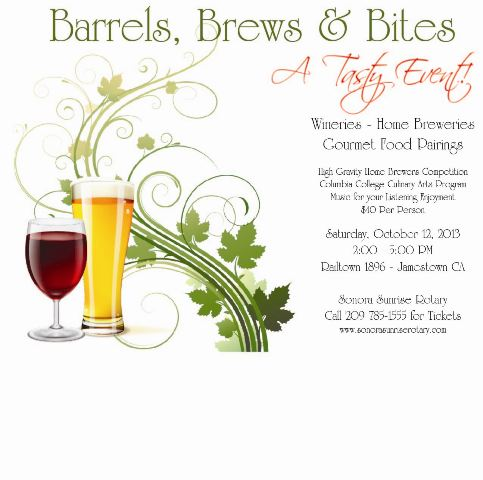 Barrels Brews Bites Poster 2jpg